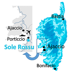 Carte emplacement Sole Rossu