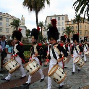 Fêtes de Napoléon à Ajaccio