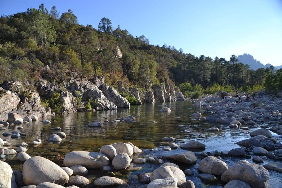 Rivière de Solenzara